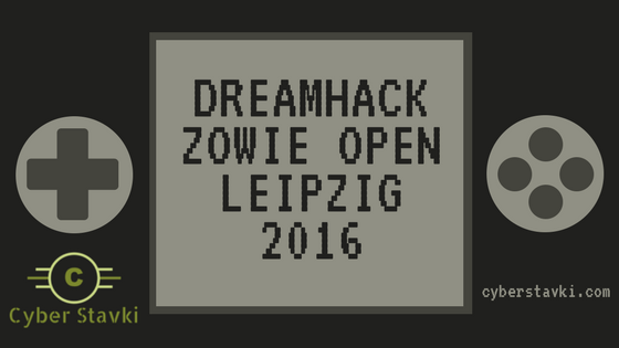 DreamHack ZOWIE Open Leipzig 2016 (Итоги)